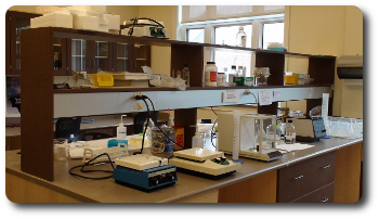 Biology Research Lab